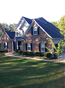 Cartersville Exterior Painting Project