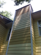 Exterior Trim and Siding Replacement