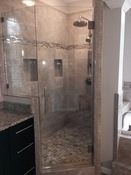 Roswell Bathroom Remodel/Cabinets
